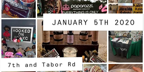 January 5th 2020 Second Annual Popup Shop And Round Table Discussion tickets