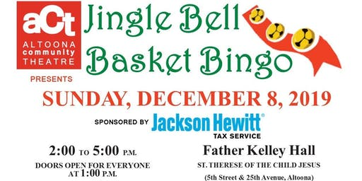 ACT's 2019 Jingle Bell Basket Bingo
