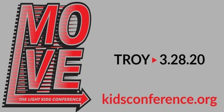 The Light Kids Conference - Troy tickets