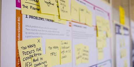 Creating a Business Model Canvas for Startups Workshop tickets