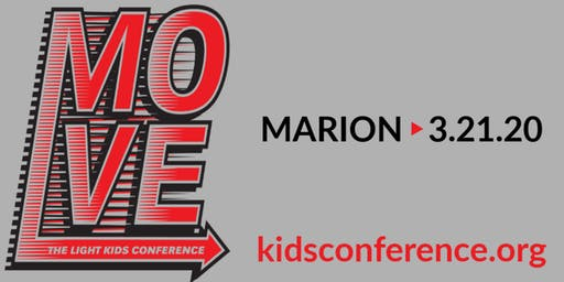 The Light Kids Conference - Marion