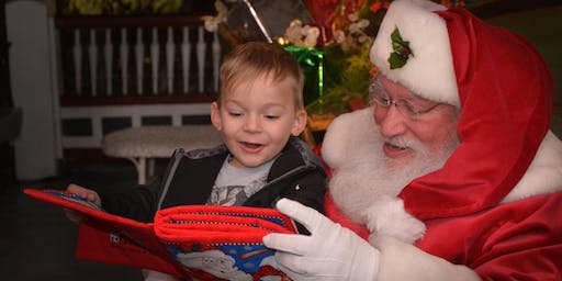 Kids Day with Santa and Story Telling - 2019 Victorian House Museum