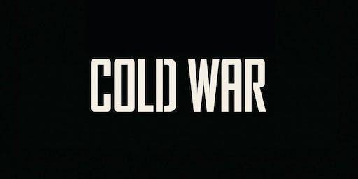 "Film Screening: ""Cold War"" [2018] directed by Pawel Pawlikowski"