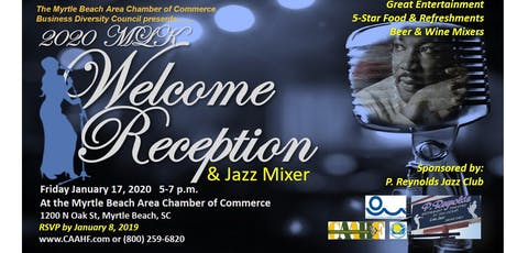Myrtle Beach Business Networking & Welcome Reception tickets