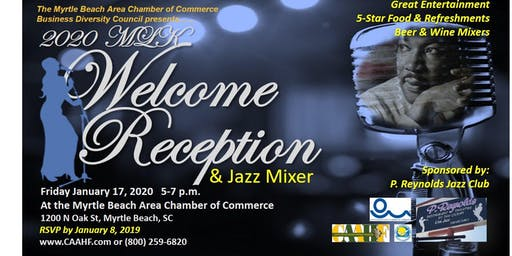 Myrtle Beach Business Networking & Welcome Reception