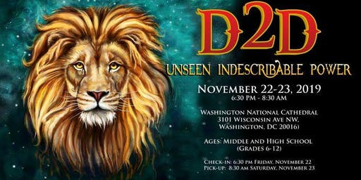Dusk 2 Dawn: Unseen Indescribable Power