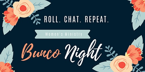 Women's Ministry Bunco Night