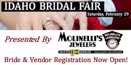 Idaho Bridal Fair 2020 tickets