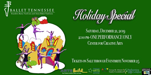 Ballet Tennessee Holiday Special