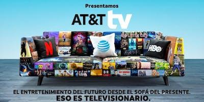 Lanzamiento de AT&T tv