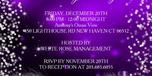 White Rose Home Healthcare Agency Employee Holiday Party