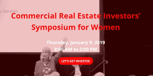 Commercial Real Estate Investors' Symposium for Women