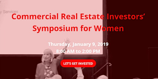 Commercial Real Estate Investors Symposium for Women