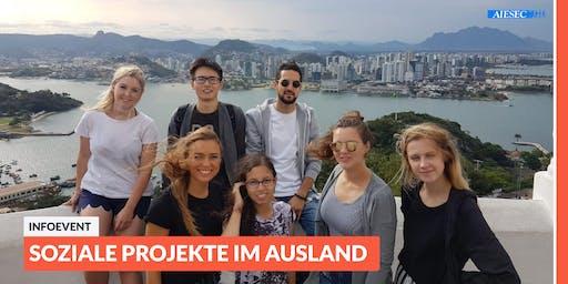Ab ins Ausland: Infoevent zu sozialen Projekten im Ausland | Aachen