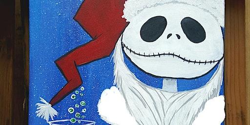 Christmas Painting at SIP!