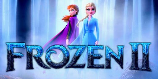 FROZEN II at Milford Cinema sponsored by Pixie and Pirate Destinations, Amanda Tessoff