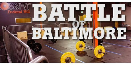 Battle of Baltimore 2020 tickets