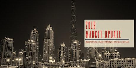 2019 Market Update tickets