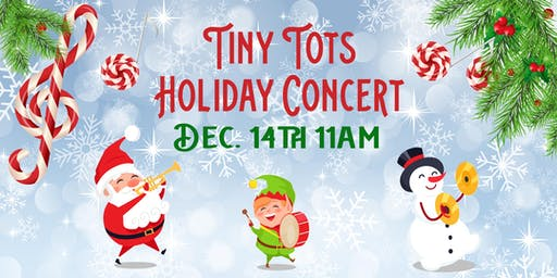 2019 Tiny Tots Holiday Concert