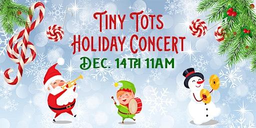 2019 Tiny Tots Holiday Concert