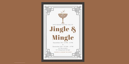 Jingle & Mingle with Duo Design Studio