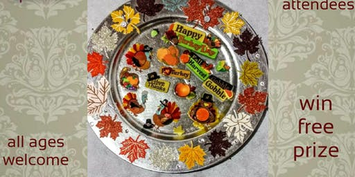 Thanksgiving Platters