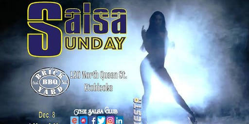 Salsa Sunday | Salsa Dance Lessons and Social Party with DJ Fiesta