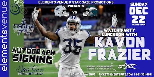 Watch Party Luncheon w/Kavon Frazier