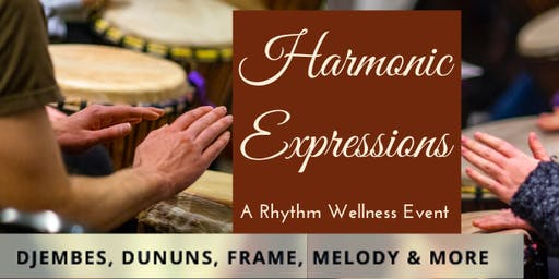 Healing Rhythm Event with  Creative Rhythms Facilitators CNY