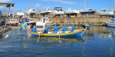 Saturday Morning Rowing