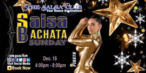 Salsa and Bachata Sunday | Latin DJs, Dance Lessons, Social Party