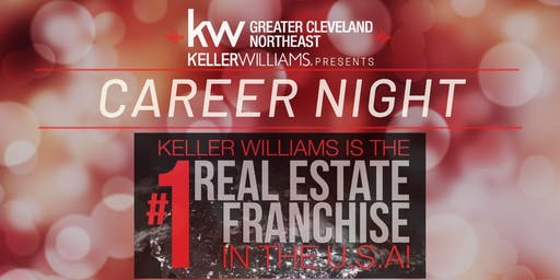 Keller Williams Greater Cleveland Northeast November Career Night