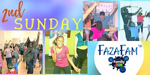Sunday Fun Day FazaFam Family Jams!