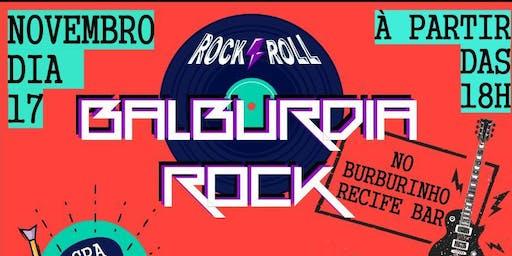 Balburdia Rock - Viena, Luaz e Acervo