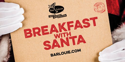Bar Louie Lyndhurst Breakfast With Santa