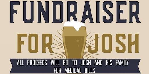 Fundraiser for Joshua Navarrette at Union Barber & Beer Lodge