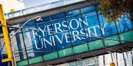 Ryerson Graduate Info Night with Media Production and Digital Media tickets