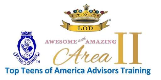 AREA II TTA Advisors Training