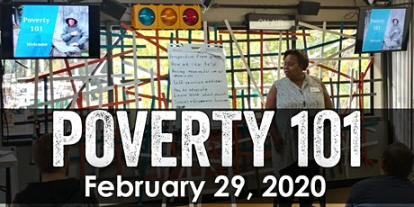 EGM Poverty 101 @ CrossView Church tickets