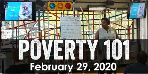 EGM Poverty 101 @ CrossView Church