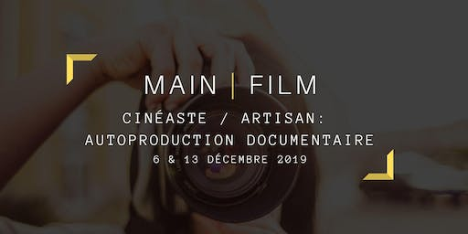 Autoproduction documentaire - Session rattrapage