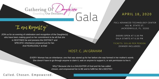 Gathering Of Daughters Gala