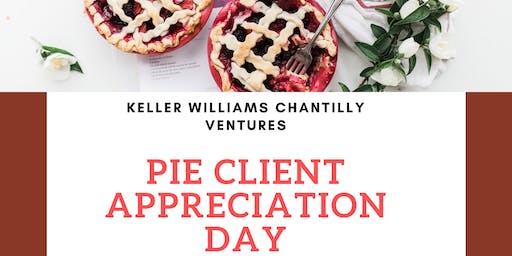 Pie Client Appreciation Day