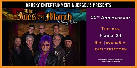 The Ides of March featuring Jim Peterik tickets