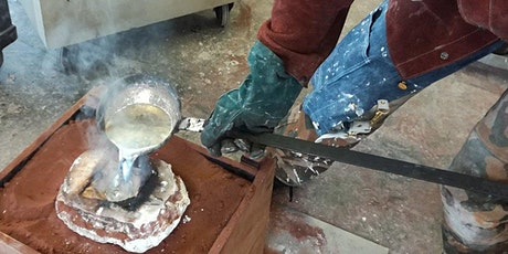 Pewter Casting Course (Sat 3/Sun 4 & Sat 10/ Sun 11 Oct 2020) tickets