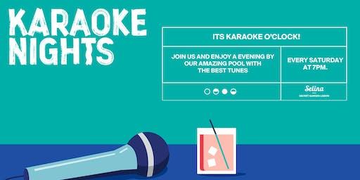 Selina Karaoke Nights