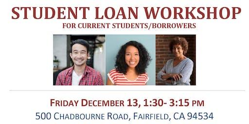 Student Loan Debt Workshop