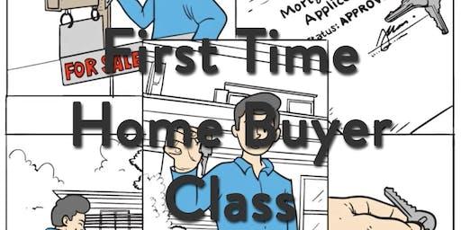First Time Home Buyer Class (December)
