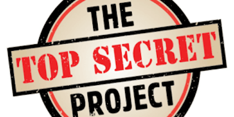 """TOP SECRET:  """"VAPING, JUULING AND E-CIGS--OH MY!"""" tickets"""