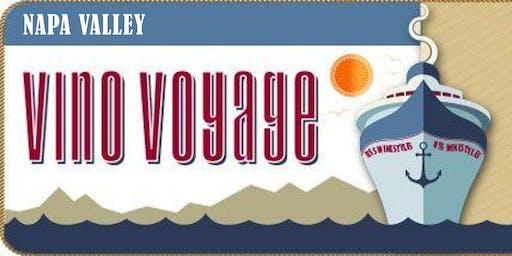 Vino Voyage Tasting Night -  Napa Valley